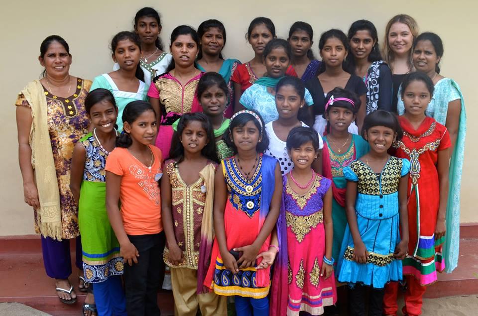 Sri Lanka Children's Home Project