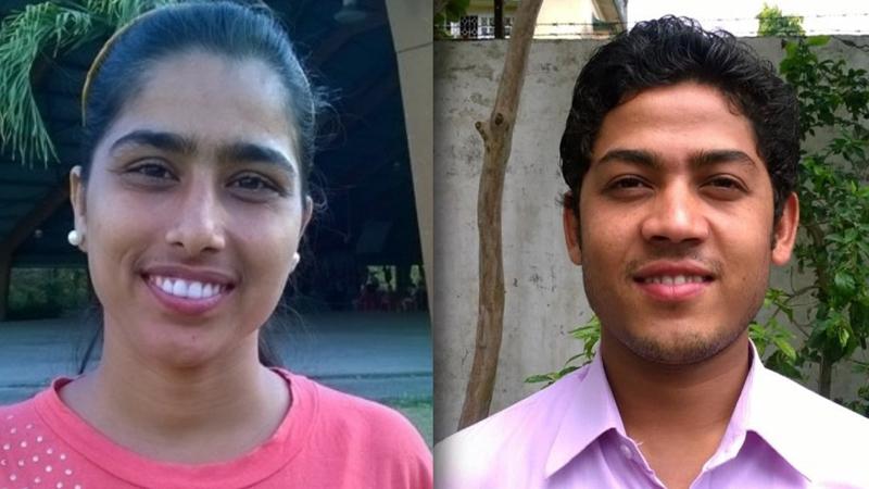 Purnima and Dipen (India)